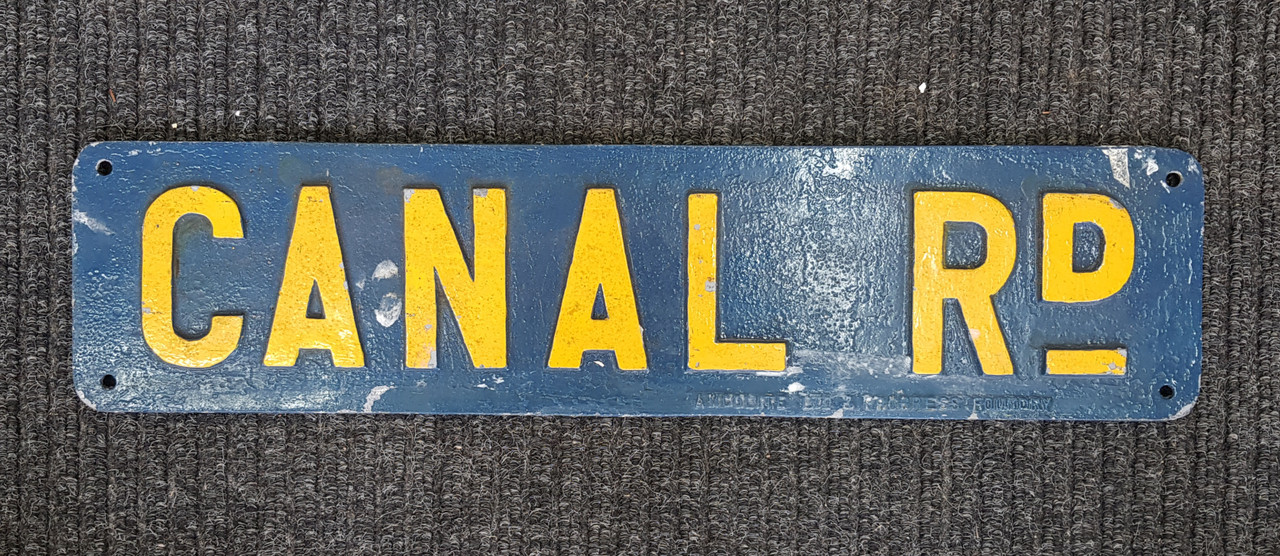"""VT 4143. CAST ALLOY AMCOLITE LTD & PROGRESS FOUNDRY """"CANAL RD"""" FROM SCOTLAND"""