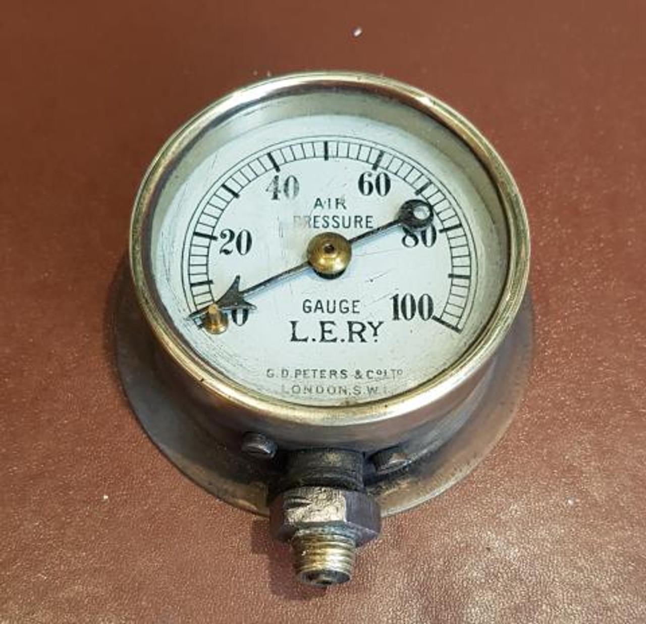 VT 2341 - L.E.R.Y AIR PRESSURE GAUGE