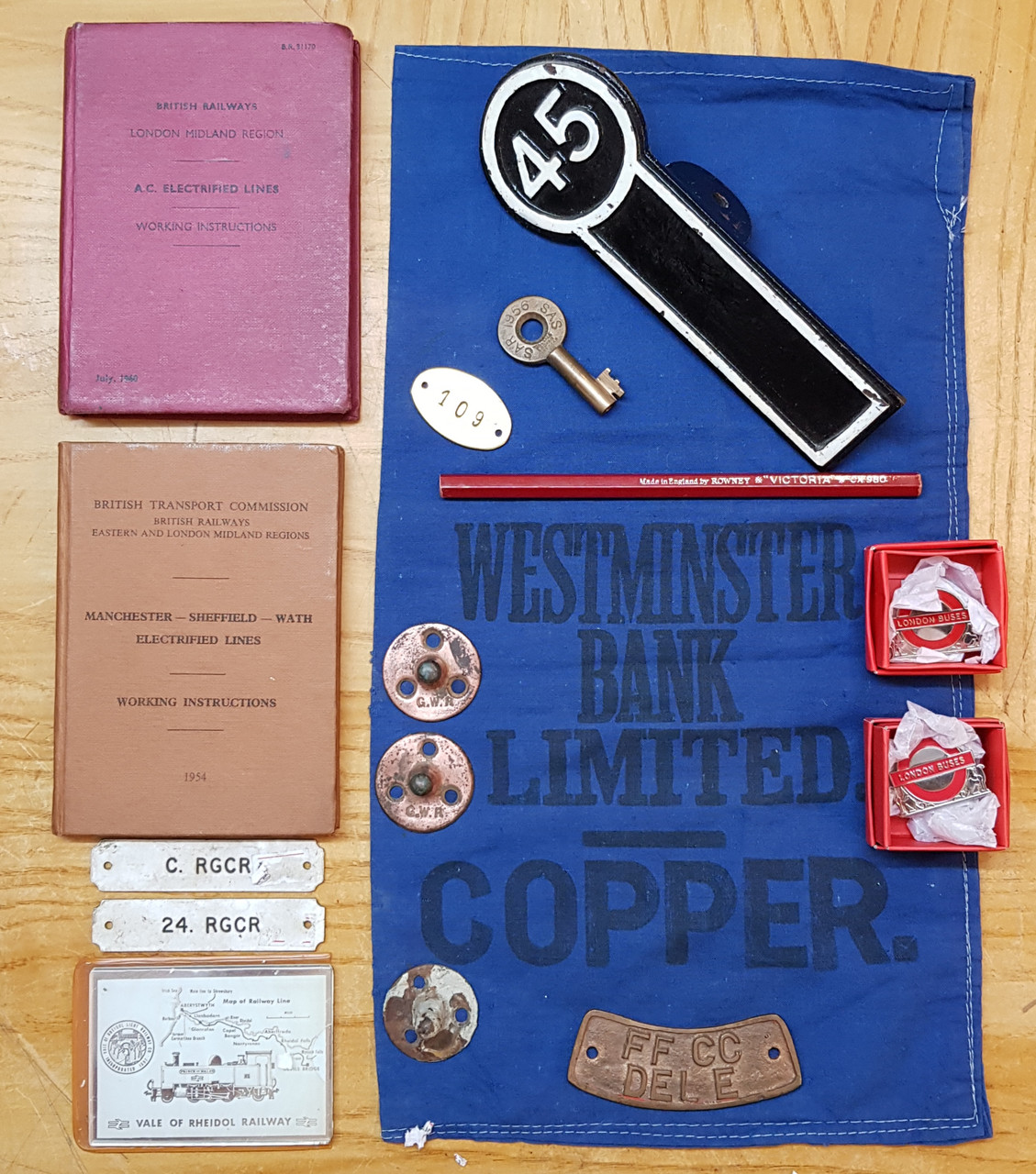 VT 2654. DEALERS ASSORTED COLLECTION BOX