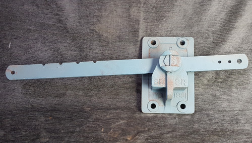 VT 2186. B.R  S.R  HWD SIGNAL LEVER ARM ASSEMBLY.