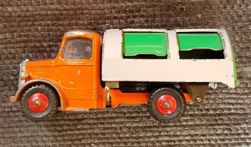 VT 3054. DINKY BEFORD REFUSE CART LORRY 252.