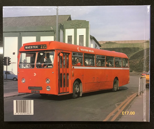 GD 940 SOUTH WALES BUSES & COACHES REMEMBERED