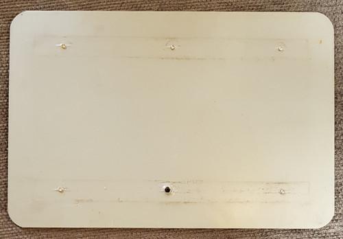 VT 2943.  MODERN IMAGE  P.T.S.  LINE SIDE SIGN