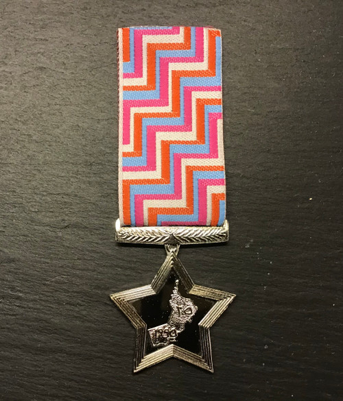 GD 945 SULTAN OF OMAN 25th ANNIVERSARY MEDAL