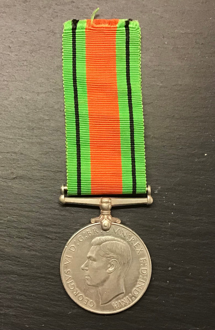 GD 946 WW2 DEFENCE MEDAL