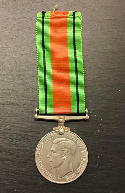 GD 946 WW2 DEFENCE MEDAL