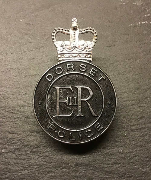 GD 948 DORSET POLICE CAP BADGE