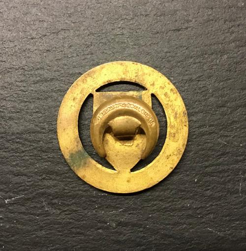 GD 950 DEVON SPECIAL CONSTABLE LAPEL BADGE