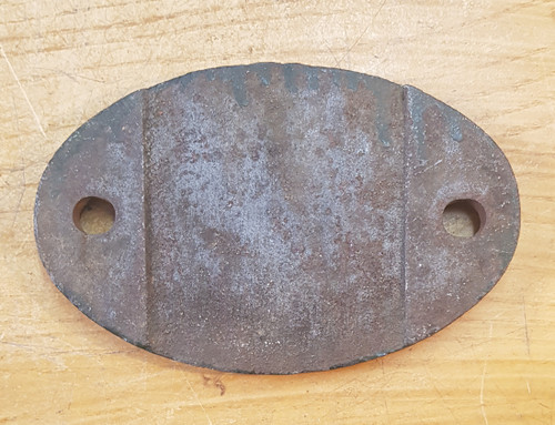 VT 3717 - 60A INVERNESS SHED PLATE