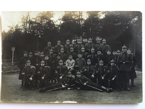 GD 543 FIRST WORLD WAR GERMAN SOLDIER PHOTO POSTCARDS