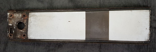 VT 2715. G.W.R. 4` RIBBED STOP SIGNAL BLADE.