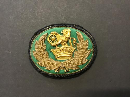 GD 765 BR SOUTHERN REGION SENIOR STAFF HAT BADGE
