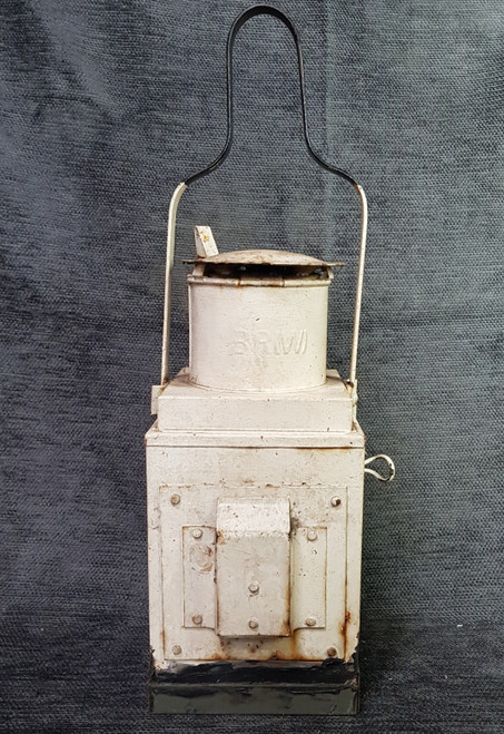 VT 0378. B.R  W.R. TAIL LAMP WITH BURNER.