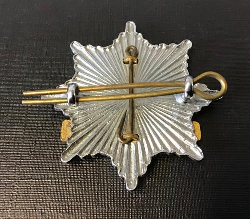 GD 886 ESSEX COUNTY FIRE BRIGADE CAP BADGE.