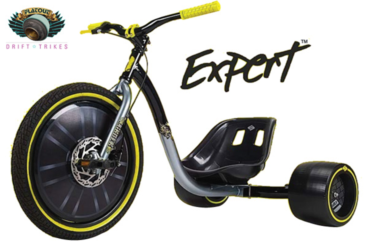 HUFFY Pro Slider | Expert | Full Build