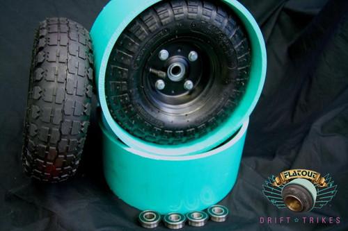 Standard 5/8s Wheel Upgrade | Package Deal