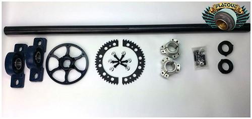 Rear Gas Axle Kit | Package Deal