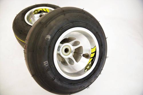 HUFFY Pro Slider | Kart Wheel (15mm) SET of 2