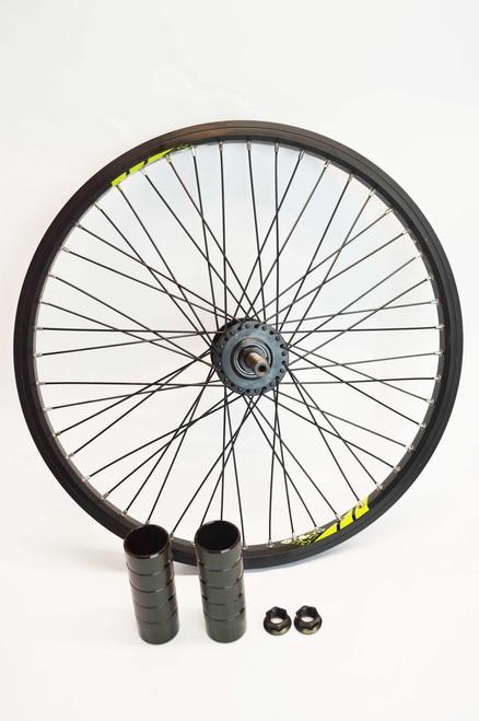 HUFFY Pro Slider | Peg Front Wheel - disc B/mount
