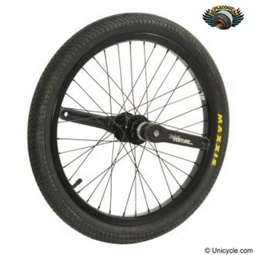 "20"" Nimbus Wheel Set | Pedal Front"