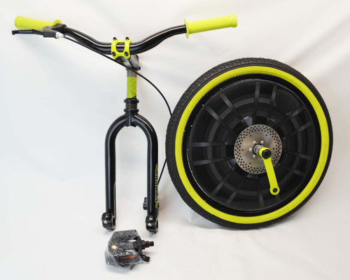 huffy expert drift trike  front end pedal disc brake