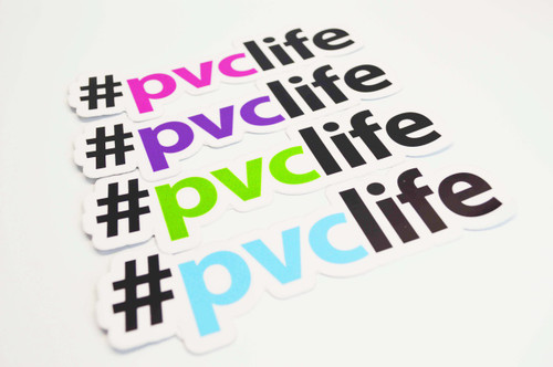 #PVCLIFE | Sticker