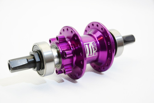 JR 1:1 Pedal Hub | Free Wheel P-Hub