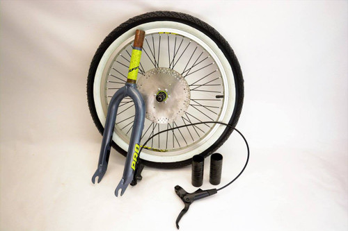 Huffy Pro3 Front end (PEG)