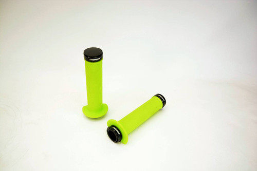 LOCK-ON GRIPS 7/8s (Fluorescent Yellow)