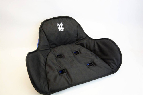 JR - Triad Seat Cover Black
