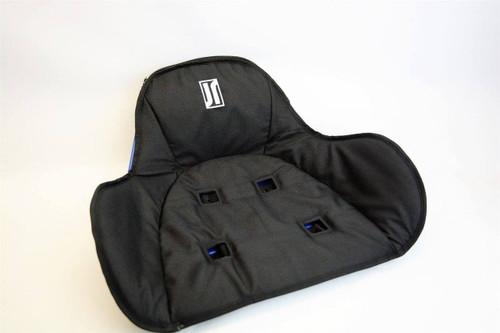 JR - Triad Seat Cover Black