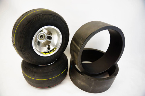5/8s Kart Wheels - PE sleeves