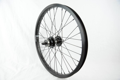 Pedal 1:1 Freewheel front wheel