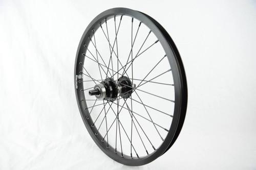 Pedal 1:1 Freewheel front wheel