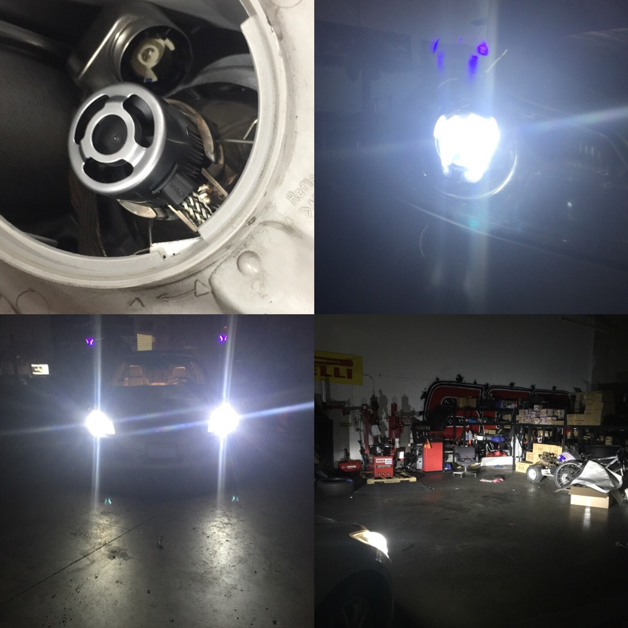 D2R / D2S LED Kit (PAIR)