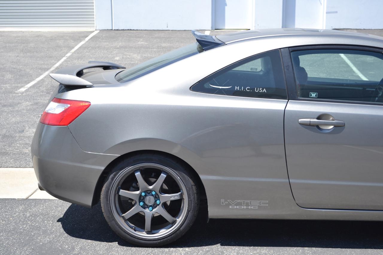 Rear Visor - Civic 06-11 2dr