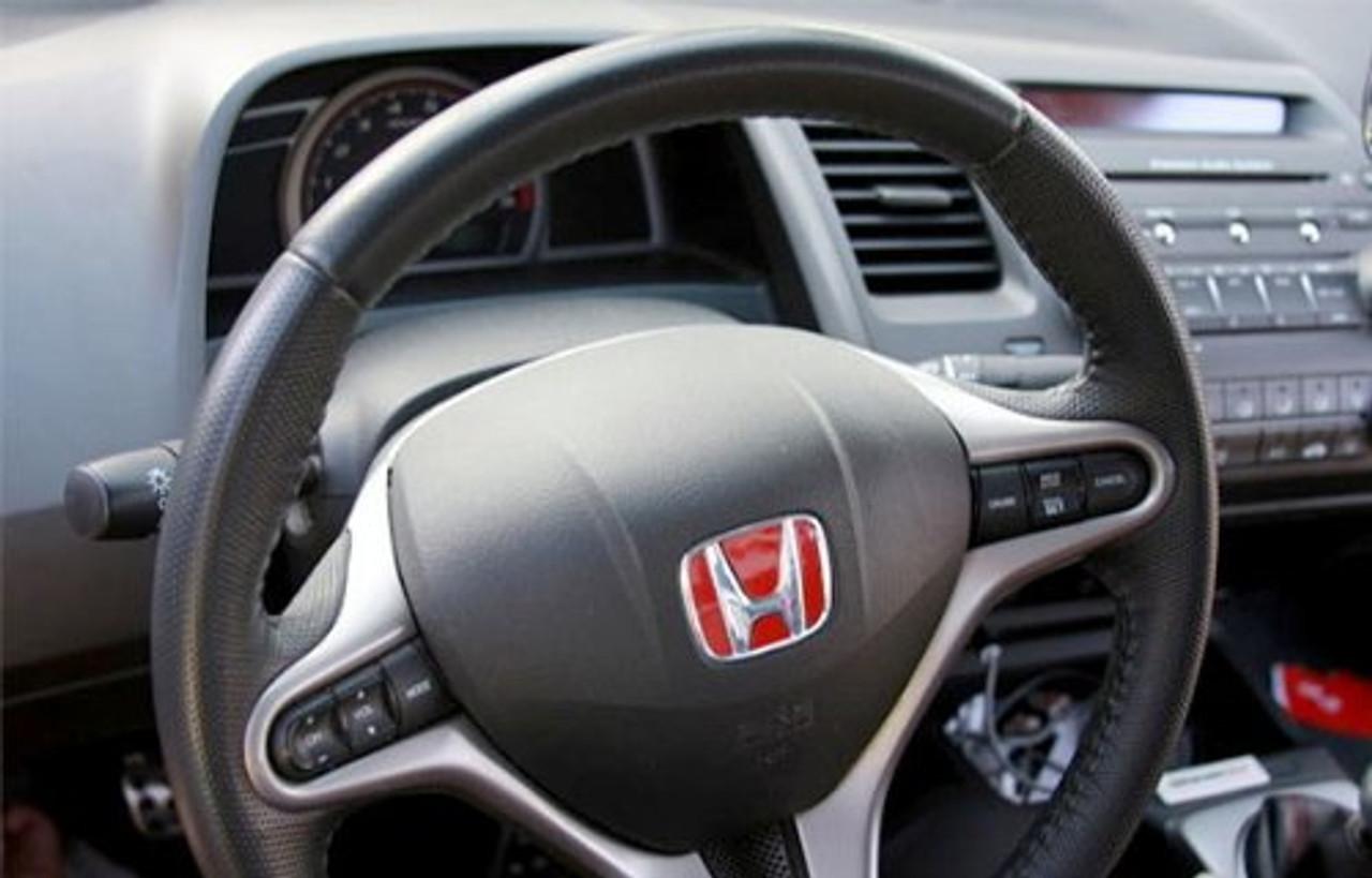 Honda Civic Honda Civic 2008 Steering Wheel Emblem