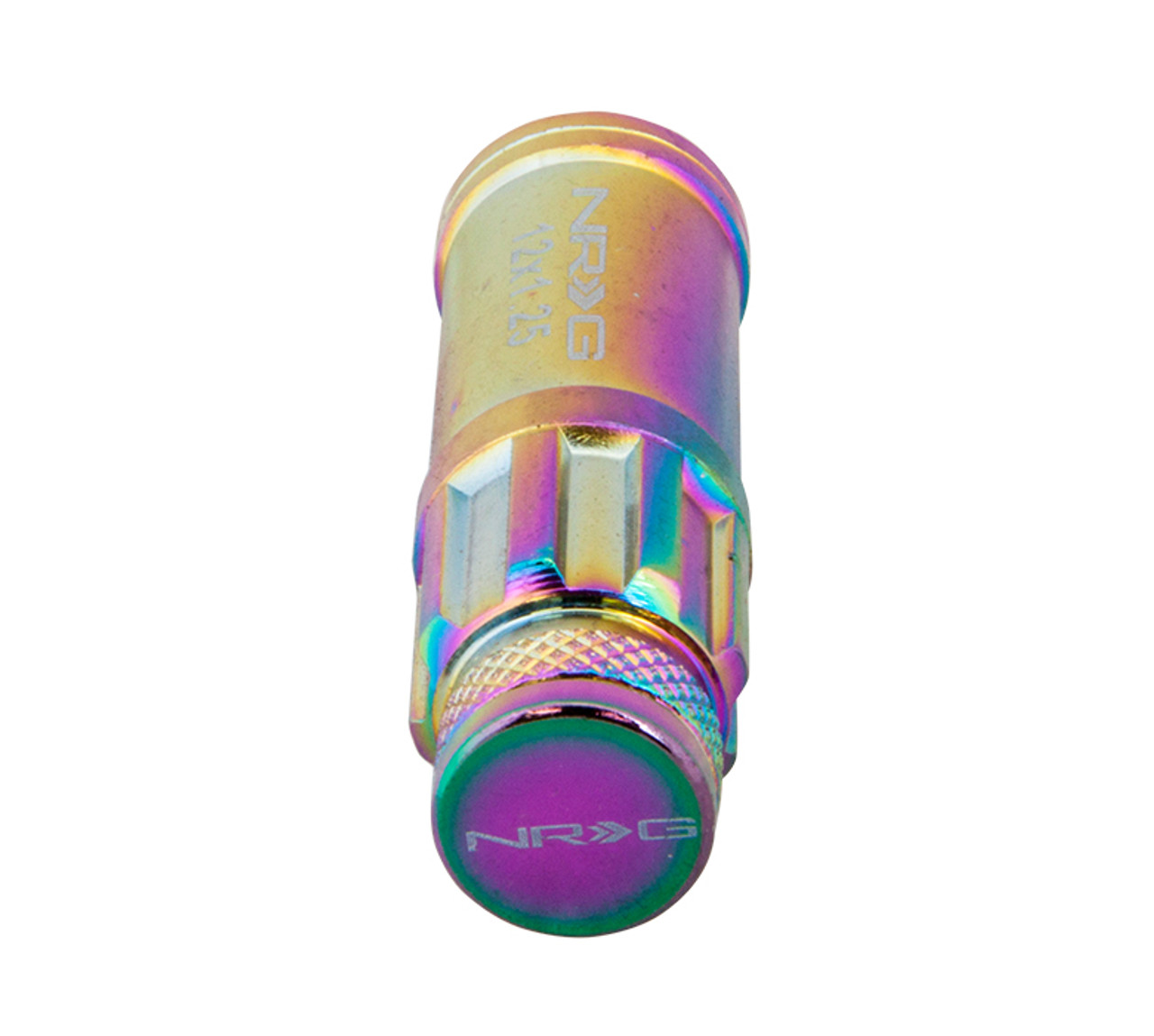 NRG Lug Nut Set 12 x 1.25 (Open End / NeoChrome)