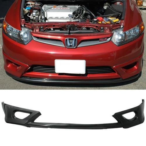06-08 Honda Civic 2Dr HFP Style Front Bumper Lip