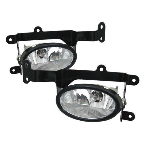 06-08 Civic Fog Lights  2DR (CLEAR)