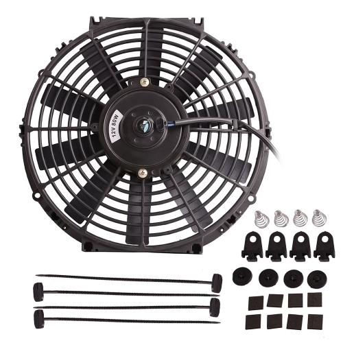 "14"" Slim Radiator Fan"
