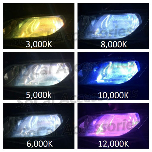 HID BULBS - Pair