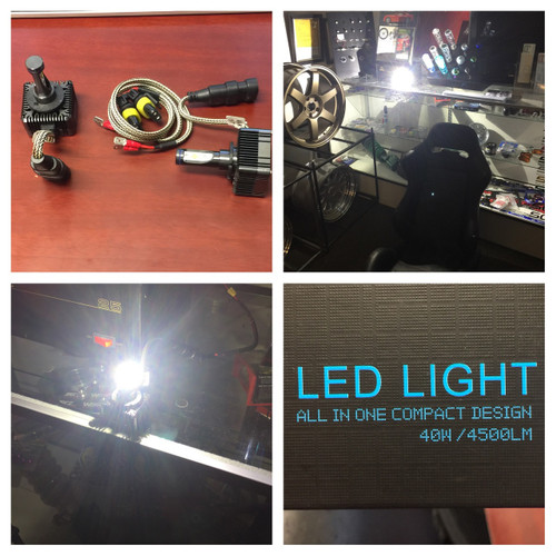 D1S / D2R LED KIT