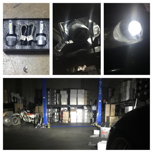 D2R / D2S LED KIT