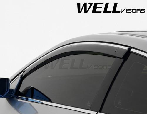 Honda Accord Coupe 13-17 with Chrome Trim