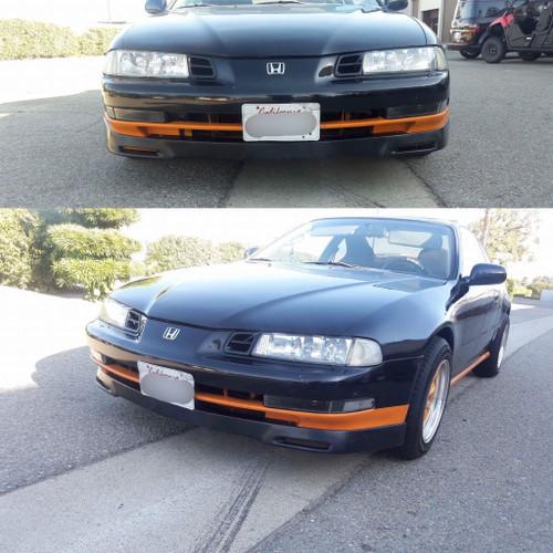 92-96 Prelude P1 Style Front Bumper Lip