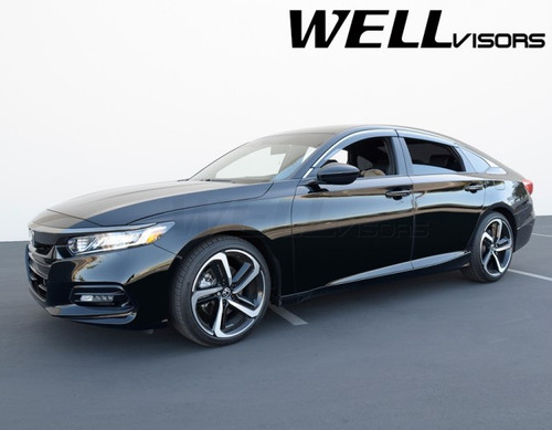 Honda Accord Sedan 2018+ with Chrome Trim