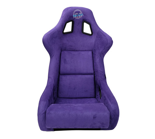 NRG Prisma Purple Bucket Seat (Each)