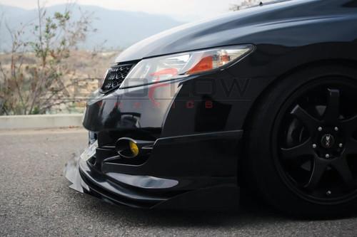 2006-2011 Honda Civic Coupe AeroFlow Dynamics Front Splitter V2