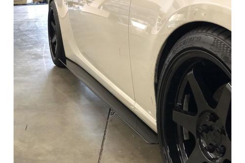 2013 - 2019 Scion Frs/ Subaru Brz Side Skirt Extension V1